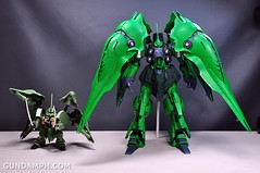 1-100 Kshatriya Neograde Version Colored Cast Resin Kit Straight Build Review (131)