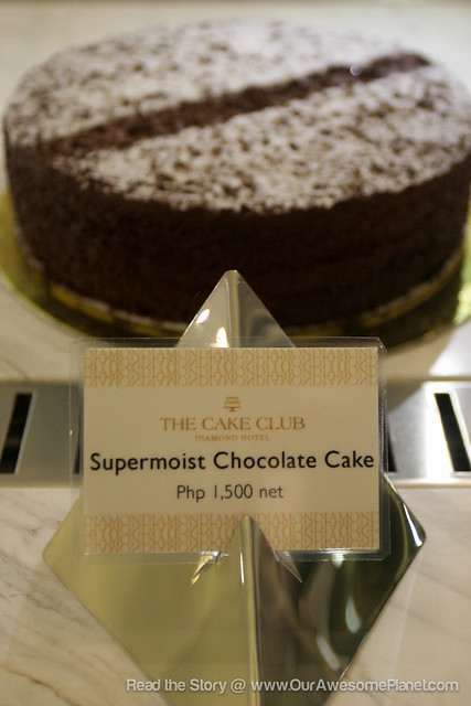 The Cake Club Dessert Haven • Our Awesome Planet