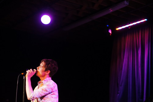 Parenthetical Girls, Motorco, Durham NC, 03/30/12