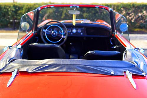 Sunbeam Alpine Series V