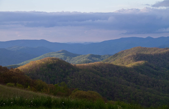View from Purchase Knob