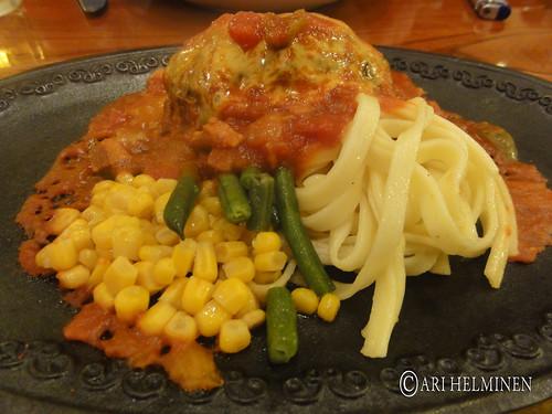 italian food in japan