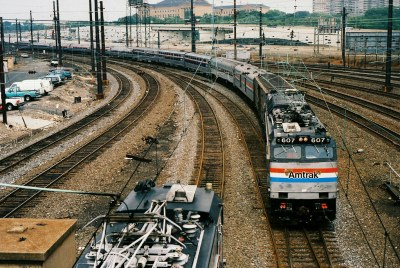 Amtrak - Philadelphia, PA