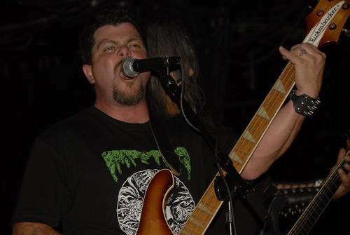 Joe Allen of Autopsy