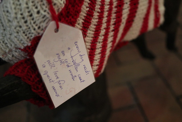 Monday: Knitbombers in Wellington!