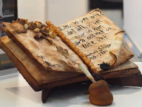89/366 - Edible book by Flubie