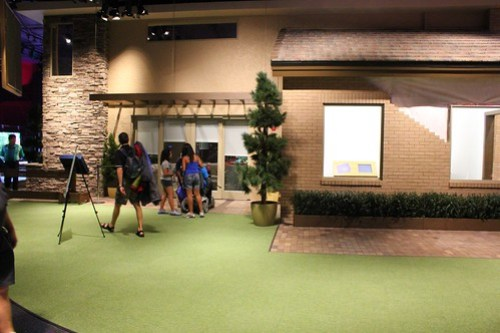 Vision House at Epcot Innoventions