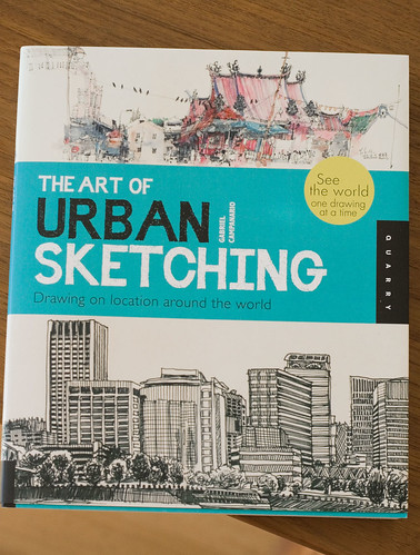 urban sketching - book