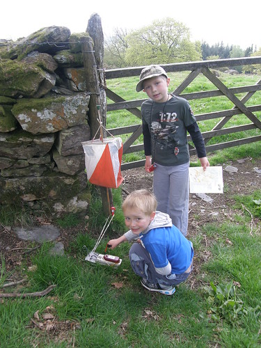 Orienteering at High Dam
