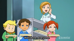 Gundam AGE 3 Episode 32 Traitor Youtube Gundam PH 0004