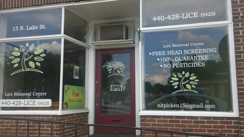 Lice clinic