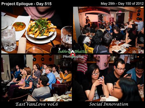 Day 515 - EastVanLove vol.6 Social Innovation