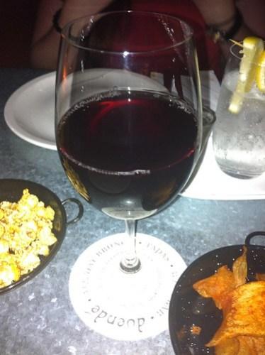 Pinot Noir at Duende