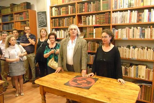 Inauguración Libreria Laberinto.