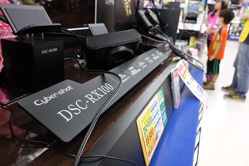 SONY Cybershot DSC-RX100 f/5.6 28mm