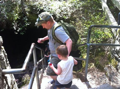 Ape Caves 2012