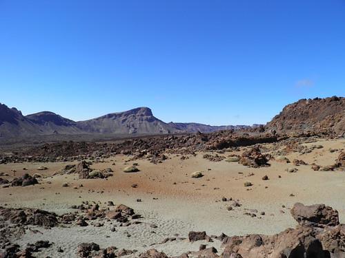 Марсианский пейзаж // Landscape of Mars