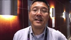 Newsight Japan's President & CEO Kiyoto Kanda - NAB 2012 interview