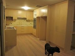 Kitchen install day 3
