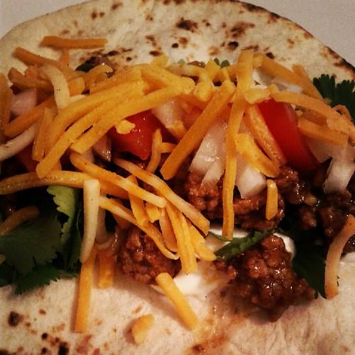 Mom tacos
