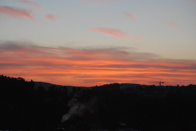 Sunrise May 20, 2012