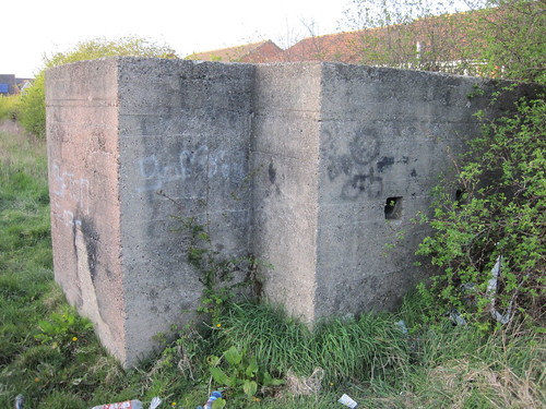Hartlepool Pillbox, Nuthatch Close