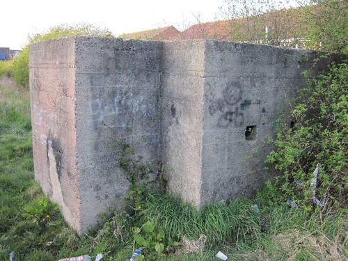Hartlepool Pillbox, Nuthatch Close