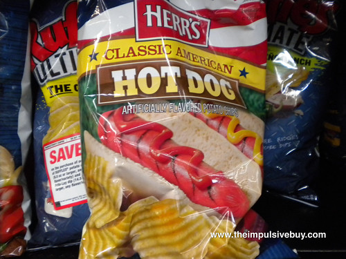 Herr Hot Dog Chips