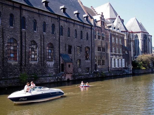 Gent in the Summer-3