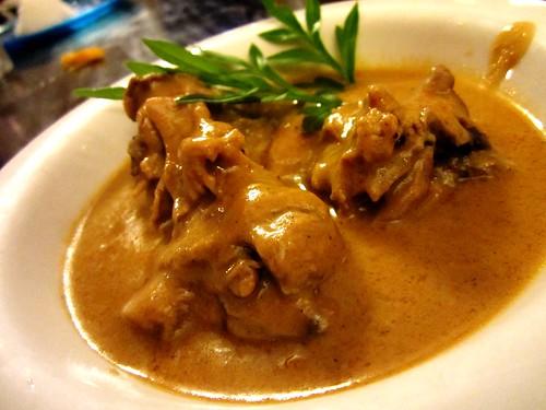 Payung chicken masala