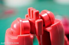 Char Zaku Nissin Cup Gunpla 2011 OOTB Unboxing Review (45)