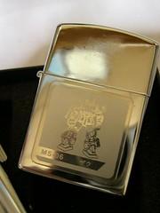 lighter with zaku plaque (2)
