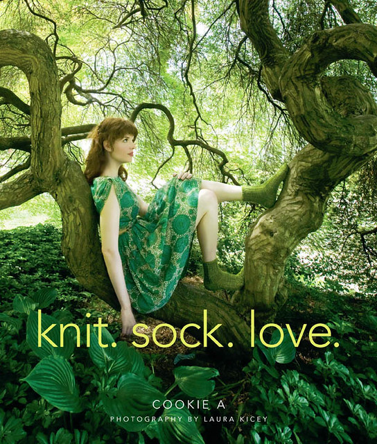 knit sock love book