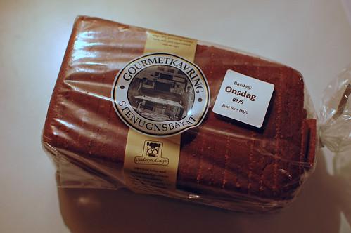 Brown Rye Bread