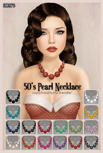 50's Pearl Necklace
