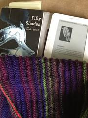 Yarn Along May 30