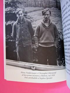 Auden, Isherwood, Spender, Il diario di Sintra; a cura di Matthew Spender e Luca Scarlini. In cop.: W.H.Auden, S. Spender, C. Isherwood, 1929. [resp. grafica non indicata]. p. 30 (part.), 1