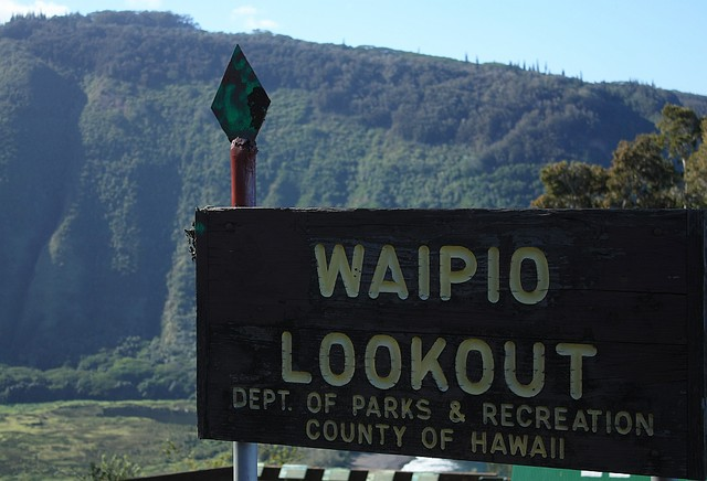 Waipio Valley, Hamakua Coast, Big Island, Hawaii