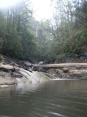 Cooley Creek Falls