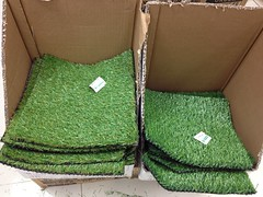 Fake grass, Daiso