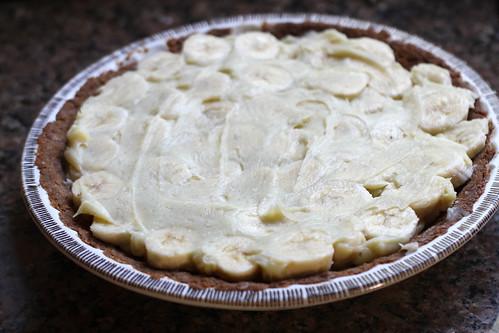 third layer of pastry cream