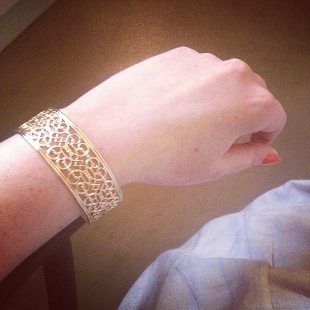Nouveaux bijoux : bracelet