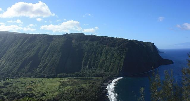 Waipio Valley, Hamakua Coast, Big Island, Hawaii