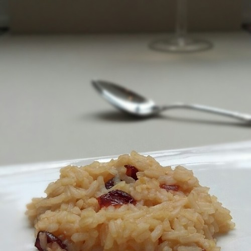 Apricot-Cranberry Rice