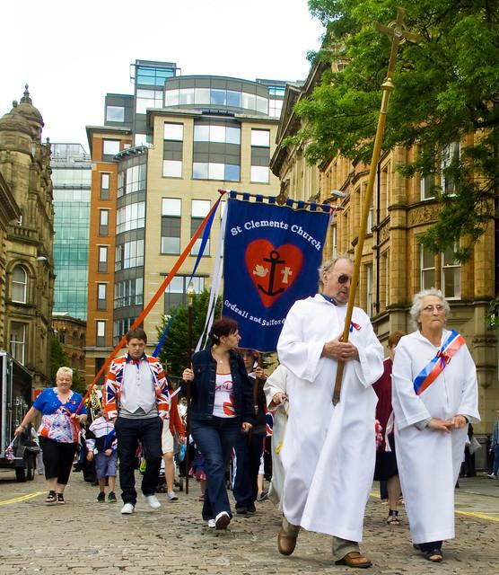 Manchester Whit Walk 2012
