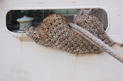 Shonan Maru rope mat