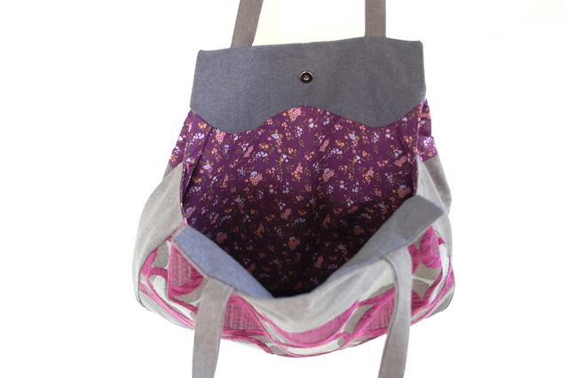 Eco-friendly handmade bag