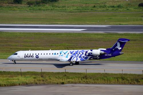 Pluna | Bombardier CRJ-900ER @ SBGR