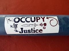 Ocupa por la justicia