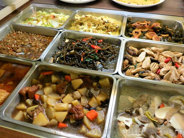 素雅屋 (vegetarian restaurant in Taimall, Taipei)-008
